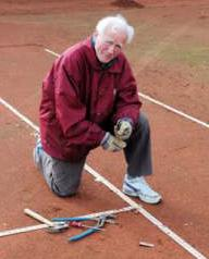 groundsman G.Groters